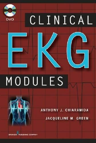Clinical EKG Modules  DVD