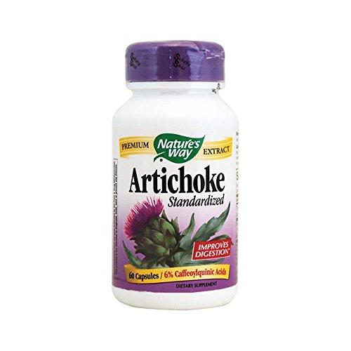 Artichoke Standardized 60 Capsules - 7