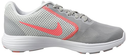 Glow Grey lava Para 3 Revolution Running Gris Platinum De Mujer Zapatillas wolf Nike white pure CfPgnqzwxP