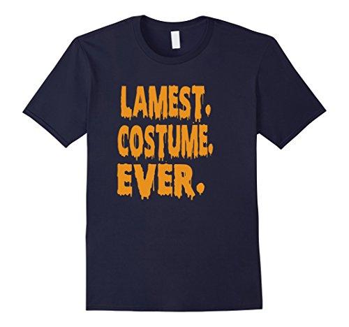 Mens Lamest Costume Ever Halloween T-Shirt Parents Gag Gift 3XL Navy - Best Homemade Halloween Costumes Ever