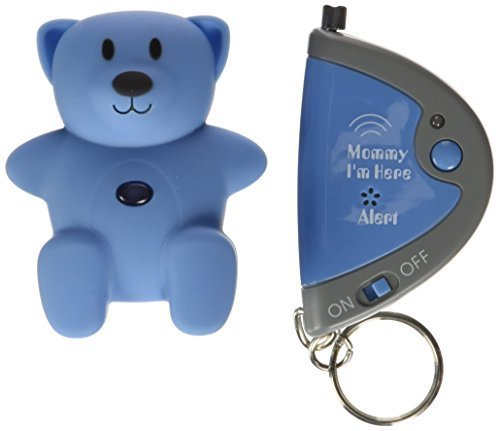 Mommy I'm Here cl-305 Child Locator with New Alert Feature, Blue by Mommy I'm Here