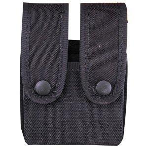 (Magazine Case Kodra Double Pistol Snap Closure Mold Insert Black)