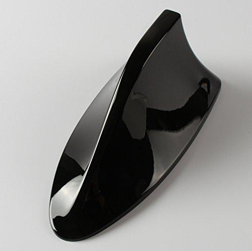 9 MOON ABS Varnish Car With 3M Adhesive Radio Shark Fin Antenna Signal Shark Fin Antenna For Cadillac ATS CTS EXT SRX XTS XLR JAGUAR XF XJ XJS XK S-TYPE X-TYPE-Black (Chevy Cruze 9 Moon compare prices)