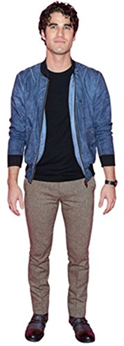 Darren Criss Mini Cutout - Criss Darren Home