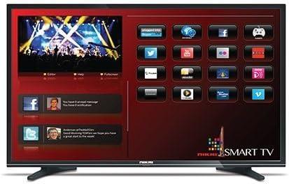 Nikai 32 Inches NTV3200SLEDT2 Smart LED TV: Amazon com