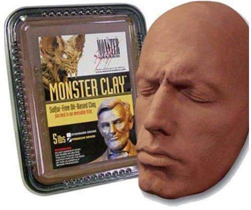 (Monster Clay Premium Grade Modeling Clay)