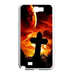 Samsung Galaxy Note 2 N7100 Terrorist Phone Back Case Custom Art Print Design Hard Shell Protection YT092136