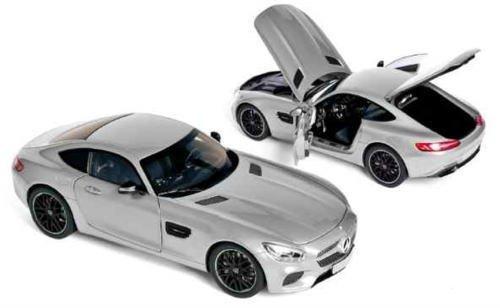 1/18 メルセデスベンツ AMG GT 2015(シルバー) 183495