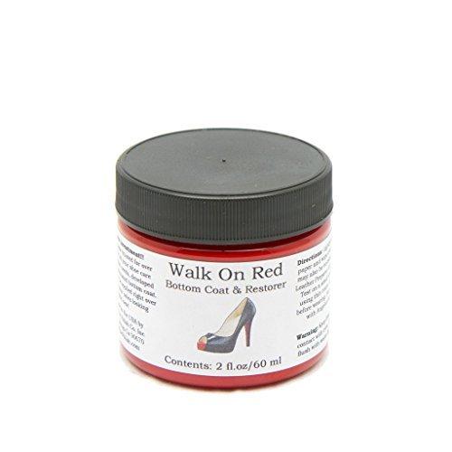 Angelus Paint Walk On Red Restorer 2 oz