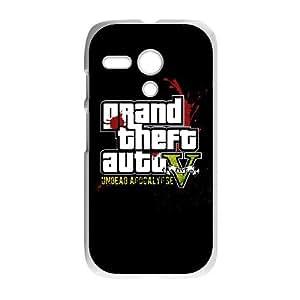 Motorola Moto G Phone Case for Classic anime GTA 4 GAMES Theme pattern design GCAGT924678