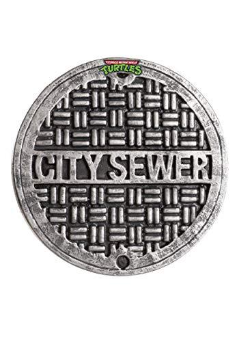 Rubie#039s Costume Classic Teenage Mutant Ninja Turtles Sewer Cover Shield