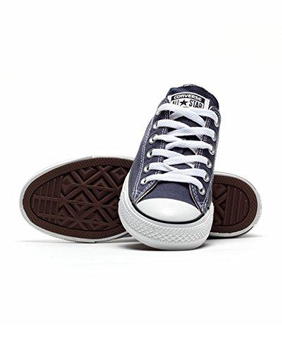 Converse All Star OX - Zapatillas de deporte de lona para mujer Dark Navy