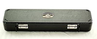 Sky FLHC102 ABS Hard Case for C Foot Flute, Lightweight