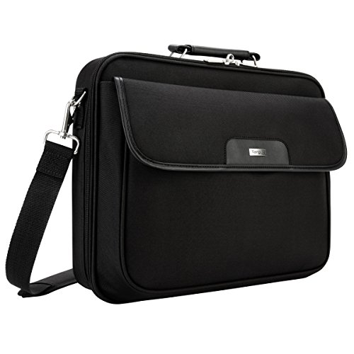 Targus Traditional Notepac Case for 15.6-Inch Laptop, Black (GSA-OCN1)