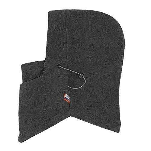 FakeFace Multipurpose Thermal Warm Fleece Balaclava Hood Veil Wind Proof Stopper Full Face Mask Hats Head Neck Warmer for Snowboard Swat Ski Motorcycle Outdoor Winter Sports Under Helmet Protection