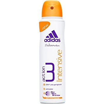 adidas Woman Dry Max Action 3 Intensive Deo Spray, 150ml