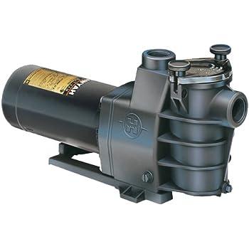 hayward maxflo xl pump 2 hp manual