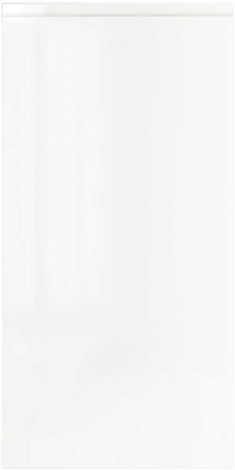Voxtorp Porte Blanc Brillant Amazonfr Bricolage