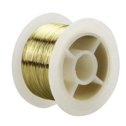 329 Glasses - ADB-Gold Molybdenum Wire 0.08mm 100M/329ft LCD Glass Separation Cutt for Smart Phone
