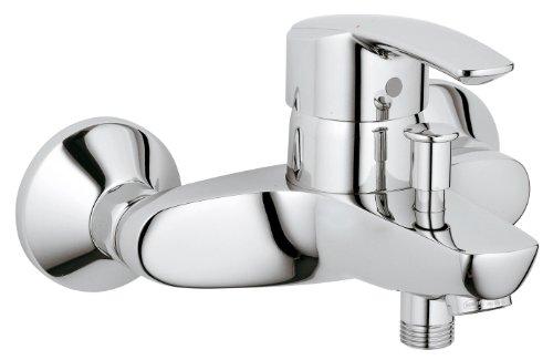 Badewannenarmaturen grohe  GROHE Start Einhand-Wannenbatterie 32278000: Amazon.de: Baumarkt