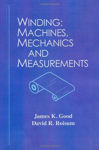 Book cover from Winding Machines: Mechanics and Measurement by James K.