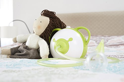 Nosiboo Pro Nasal Aspirator (110 V) - A Baby Snot Sucker with Adjustable Suction Power by nosiboo (Image #6)