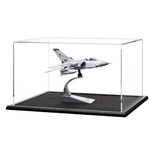 Widdowsons Maßstab 1:72 Modell Military Jet Plexiglas Vitrine