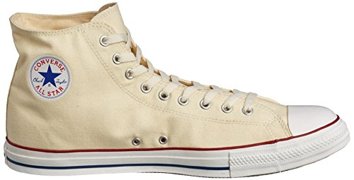 All Star Chuck White Converse Taylor Unbleached Men's Hi Core RITqct