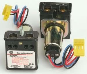 GE RR7 REMOTE CONTROL RELAY 20AMP, COIL 24VAC RR7EZ 20A, CLASS 2