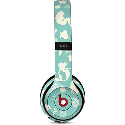The Little Mermaid Beats Solo 2 Wireless Skin - Ariel Under the Sea Print Vinyl Decal Skin For Your Beats Solo 2 Wireless