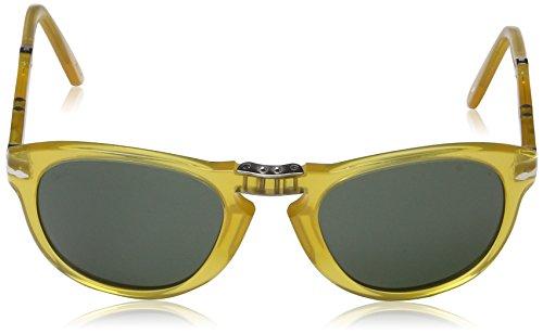 143aee9956 Persol PO0714 Sunglasses 204 31-52 - Transparent Yellow Frame ...