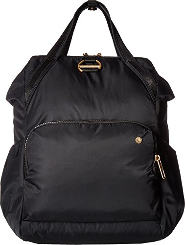 Pacsafe Unisex Citysafe CX Backpack Black Backpack by Pacsafe