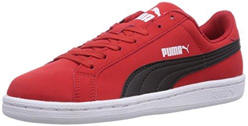 Puma Smash Buck, Zapatilla Deportiva de Material Sintético Unisex Rojo (Rot)