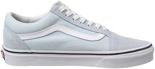 Blue Q6k Unique Baby Vans Skool White Taille Femme True Bleu Chaussures Running Old Bleu de 84wx1q6P8