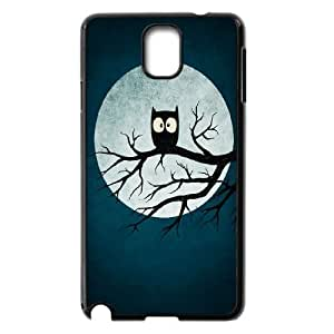 AKERCY Owl Phone Case For Samsung Galaxy note 3 N9000 [Pattern-1]