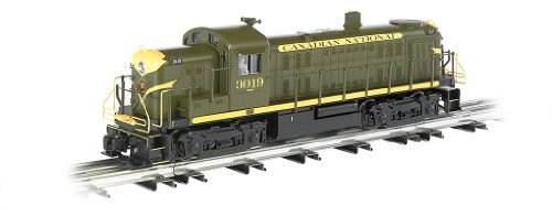 Williams by Bachmann rs-3 Scaleディーゼル機関車カナダ国立 – O Scale