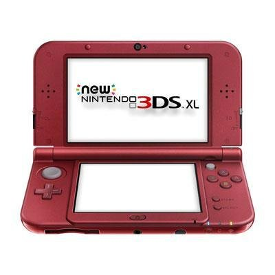 Nintendo-3DS-XL-Red