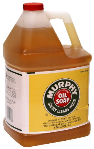 Murphy 101103 Oil Soap Liquid, 1 gallon