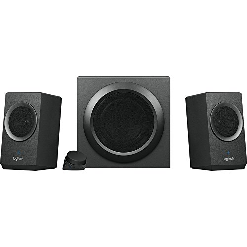 z337 2 1 speaker system