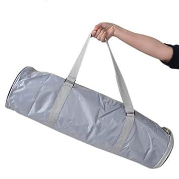 6bd48c2ebc Jinyunhuagong Oxford étanche Tapis de yoga Sac fourre-tout Sacs de  rangement et de transport pour ...