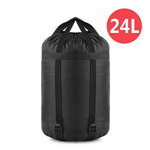 - YINXN Compression Stuff Sack, Sleeping Bags Storage Stuff Sack Organizer Waterproof Camping Hiking Backpacking Bag for Travel (Small)