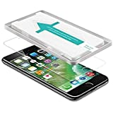 iATO iPhone 6 Plus / 6s Plus Screen Protector with EASY INSTALL KIT, Premium Tempered Glass Screen Protector (5.5 inch) for Apple iPhone 6 Plus / 6s Plus 9H Hardness and Easy Bubble-Free Installation