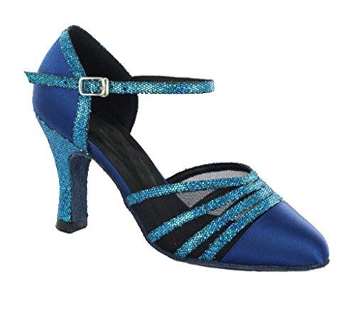 TDA - salón mujer 8cm Drak Blue