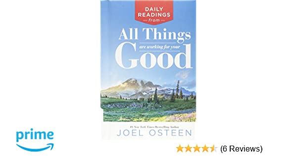 Daily Readings from All Things Are Working for Your Good: Joel