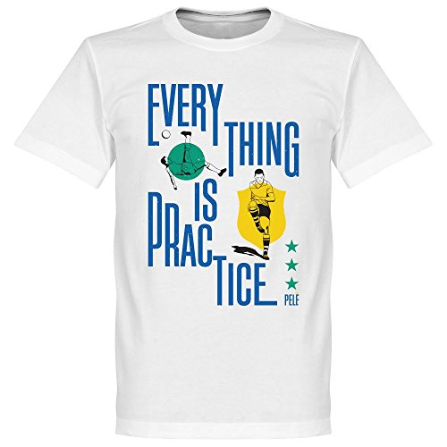 Backpost Everything Is In Place T-Shirt - weiß