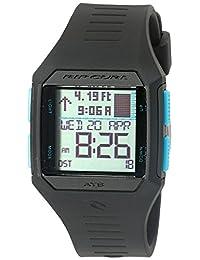 Rip Curl Women's 'Maui Mini Tide' Quartz Plastic and Polyurethane Sport Watch, Color:Black (Model: A1126G-BLK)