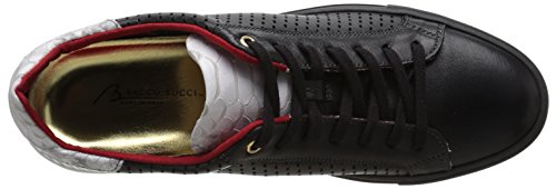 finishline online Bacco Bucci Men's Fredo Fashion Sneaker Black free shipping order JONol