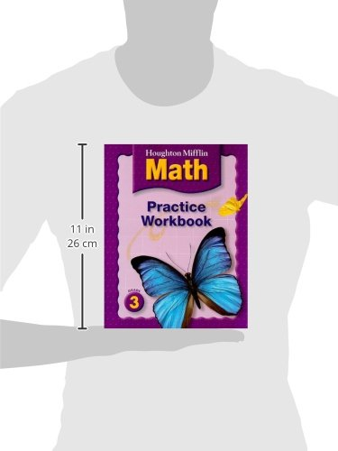 Math Worksheets houghton mifflin math worksheets grade 5 : Houghton Mifflin Math: Practice Workbook, Grade 3: HOUGHTON ...