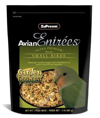 ZUPREEM 230100 Garden Goodness Small Bird Food, 2-Pound, My Pet Supplies