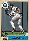 2017 Topps 1987 Topps #87-59 Ken Griffey Jr. Baseball Card